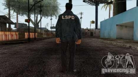 Police Skin 4 для GTA San Andreas второй скриншот
