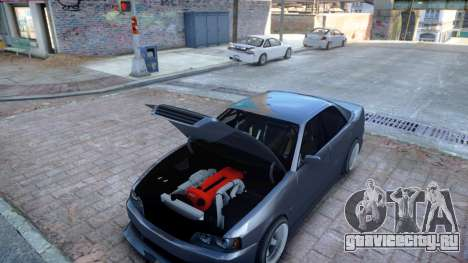 Toyota Chaser JZX100 для GTA 4