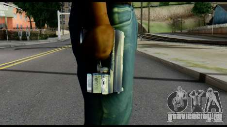Socom from Metal Gear Solid для GTA San Andreas третий скриншот