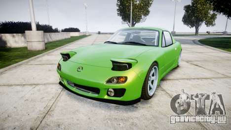 Mazda MX-7 для GTA 4