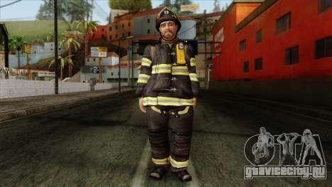 GTA 4 Skin 45 для GTA San Andreas