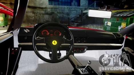 Ferrari Testarossa 1986 v1.2 [EPM] для GTA 4