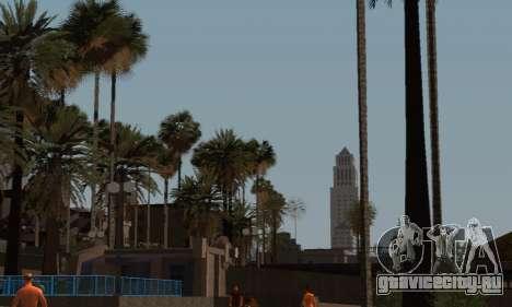 ENBSeries v6 By phpa для GTA San Andreas восьмой скриншот