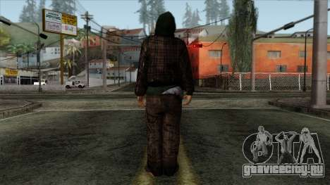 GTA 4 Skin 84 для GTA San Andreas второй скриншот