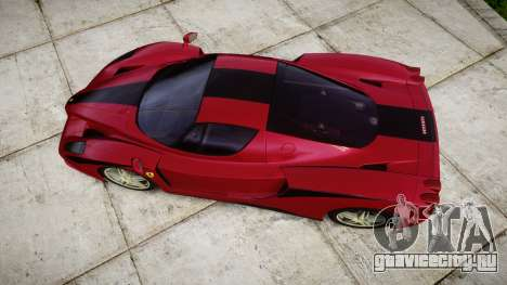 Ferrari Enzo 2002 [EPM] Stripes для GTA 4 вид справа
