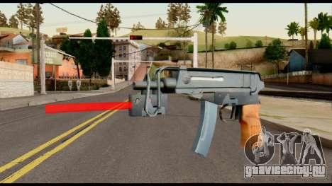 Scorpion from Metal Gear Solid для GTA San Andreas