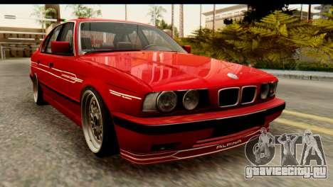 BMW M5 E34 Alpina для GTA San Andreas