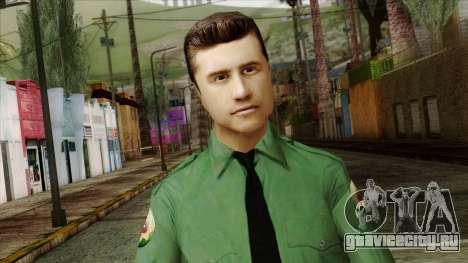 Police Skin 8 для GTA San Andreas третий скриншот