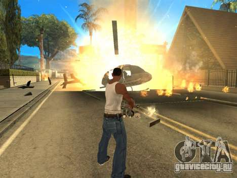 Overdose 1.6 New для GTA San Andreas