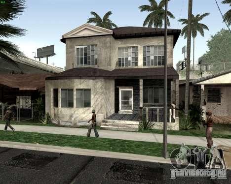 RealColorMod v2.1 для GTA San Andreas третий скриншот