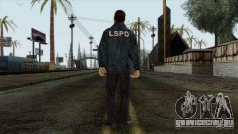 Police Skin 9 для GTA San Andreas второй скриншот
