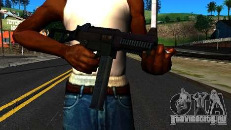 UMP45 from Battlefield 4 v2 для GTA San Andreas третий скриншот