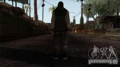 GTA 4 Skin 74 для GTA San Andreas второй скриншот