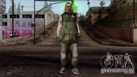 GTA 4 Skin 74 для GTA San Andreas