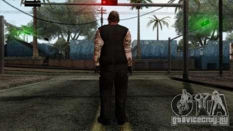 GTA 4 Skin 43 для GTA San Andreas второй скриншот