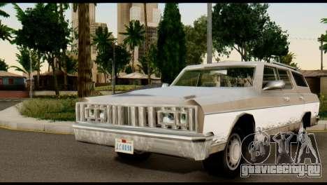 New Perennial V2.0 для GTA San Andreas