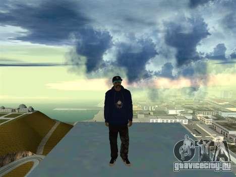 SFR1 New Skin для GTA San Andreas