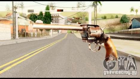 CSAA from Metal Gear Solid для GTA San Andreas