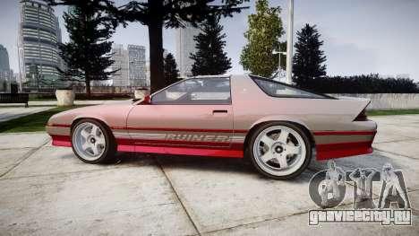 Imponte Ruiner GT для GTA 4 вид слева