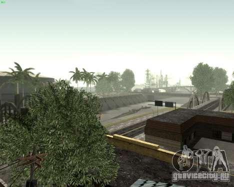 RealColorMod v2.1 для GTA San Andreas