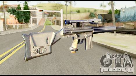 PSG1 from Metal Gear Solid для GTA San Andreas второй скриншот