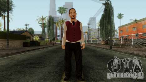GTA 4 Skin 93 для GTA San Andreas