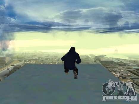 SFR1 New Skin для GTA San Andreas четвёртый скриншот
