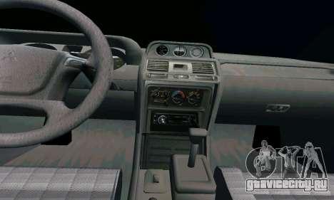 Mitsubishi Pajero Intercooler Turbo 2800 для GTA San Andreas вид справа