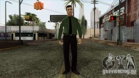 Police Skin 8 для GTA San Andreas