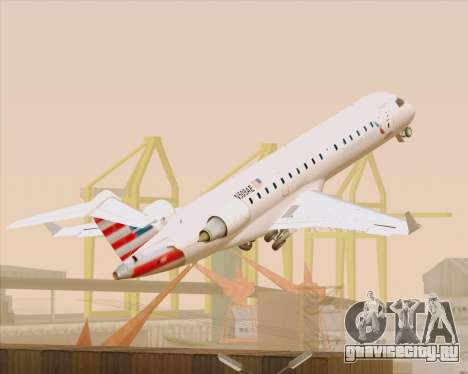 Bombardier CRJ700 American Eagle Airlines для GTA San Andreas