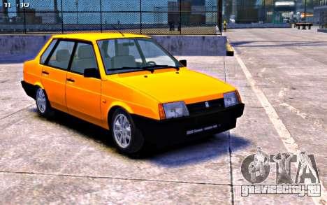 ВАЗ 21099 Stock для GTA 4