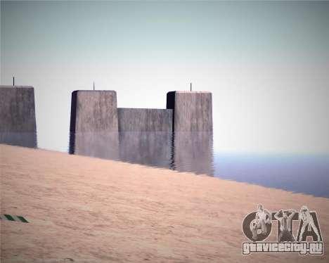 ENBSeries для слабых и средних ПК для GTA San Andreas четвёртый скриншот
