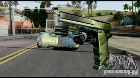 USP from Metal Gear Solid для GTA San Andreas