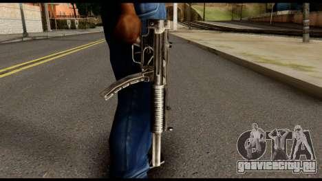 MP5 SD from Max Payne для GTA San Andreas третий скриншот