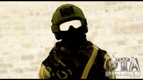 Attack Plane from Battlefield 4 для GTA San Andreas третий скриншот