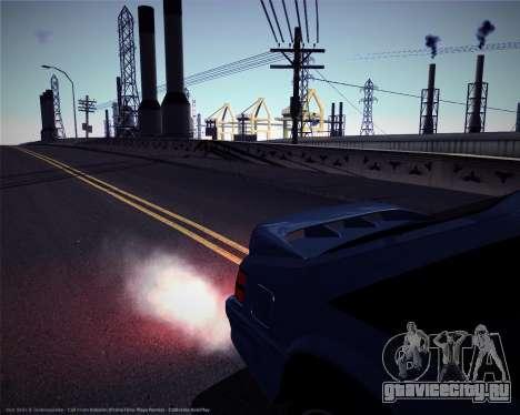 ENBSeries для слабых и средних ПК для GTA San Andreas пятый скриншот