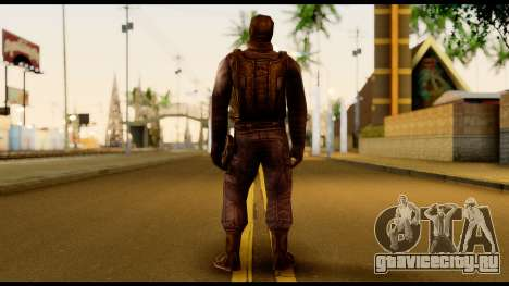 Counter Strike Skin 4 для GTA San Andreas второй скриншот