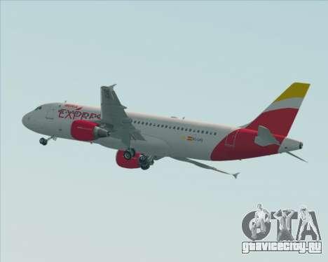 Airbus A320-200 Iberia Express для GTA San Andreas