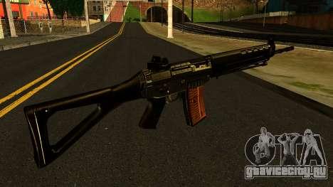 SIG-550 from S.T.A.L.K.E.R. для GTA San Andreas второй скриншот