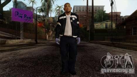 GTA 4 Skin 53 для GTA San Andreas