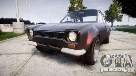 Ford Escort Mk1 для GTA 4