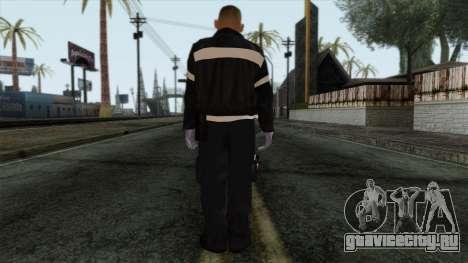 GTA 4 Skin 37 для GTA San Andreas второй скриншот