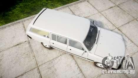 ГАЗ 31022 rims1 для GTA 4 вид справа