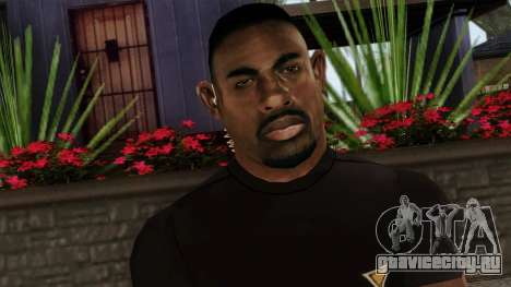 GTA 4 Skin 18 для GTA San Andreas третий скриншот