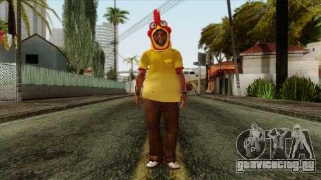 GTA 4 Skin 86 для GTA San Andreas