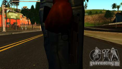 Colt 1911 from Battlefield 3 для GTA San Andreas третий скриншот