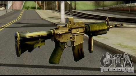 SOPMOD from Metal Gear Solid для GTA San Andreas второй скриншот