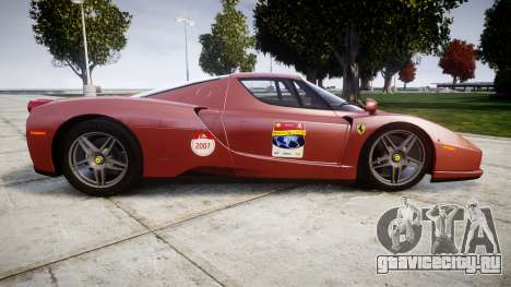 Ferrari Enzo 2002 [EPM] Stripes для GTA 4 вид слева