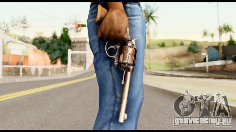 CSAA from Metal Gear Solid для GTA San Andreas третий скриншот
