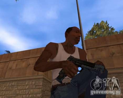 Новогодний Weapon Pack для GTA San Andreas четвёртый скриншот